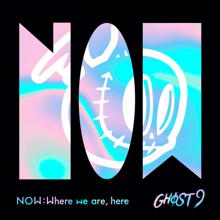 NOW : Where we are, here 專輯封面