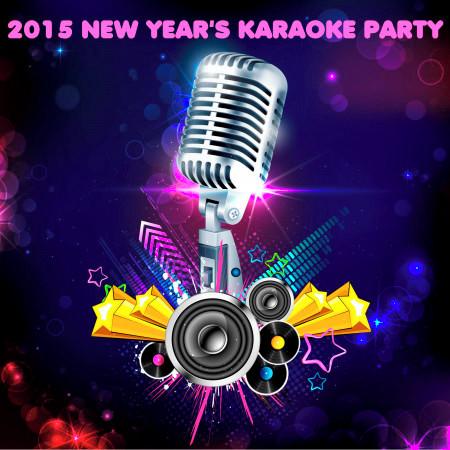 2015 New Year's Karaoke Party 專輯封面