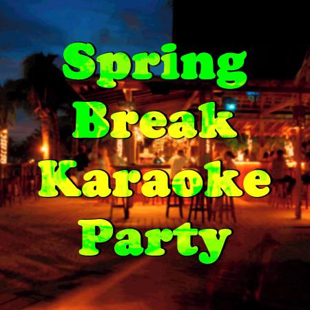 Spring Break Karaoke Party 專輯封面