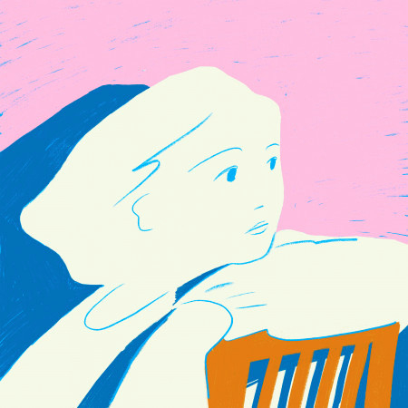 Blue Turns Pink 專輯封面