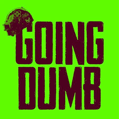 Going Dumb 專輯封面