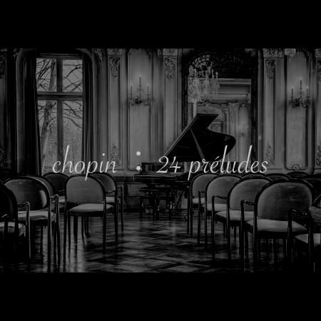 chopin:24 préludes 專輯封面