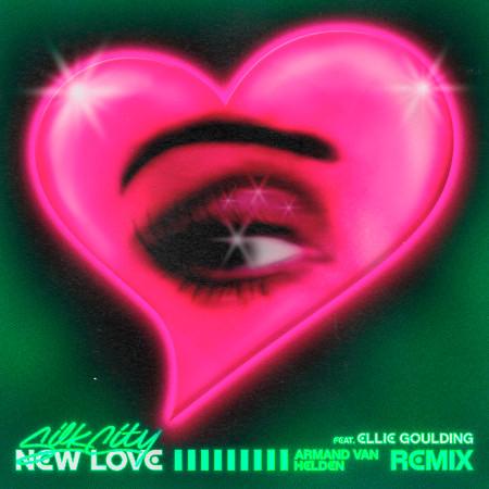 New Love (Armand Van Helden Remix) 專輯封面
