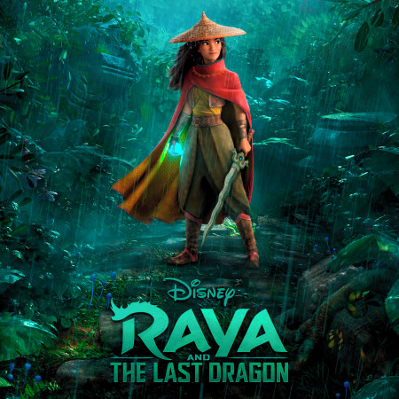 Raya and the Last Dragon (Original Motion Picture Soundtrack) 專輯封面