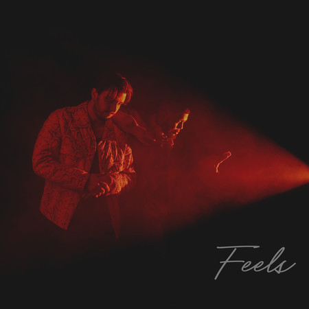 Feels (feat. Khalid) 專輯封面