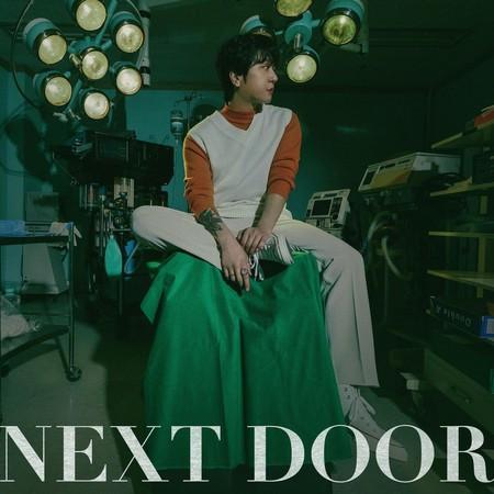Next Door (Feat. Ted Park) 專輯封面