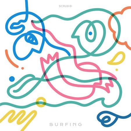 Surfing (feat. Plastic Plastic) 專輯封面
