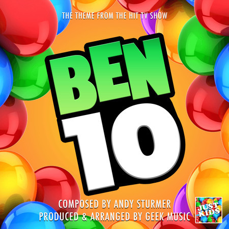 """Ben 10 Main Theme (From """"Ben 10"""") 專輯封面"""
