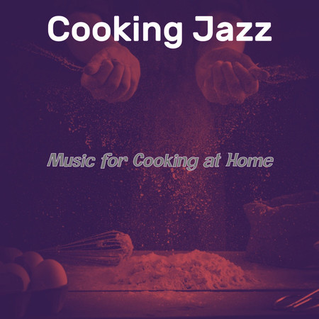 Music for Cooking at Home 專輯封面