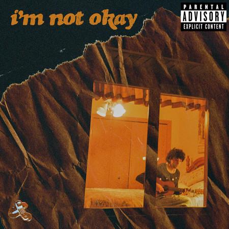 i'm not okay 專輯封面