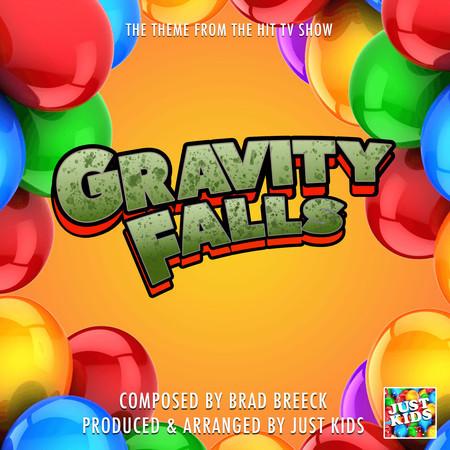 "Gravity Falls Main Theme (From ""Gravity Falls"") 專輯封面"
