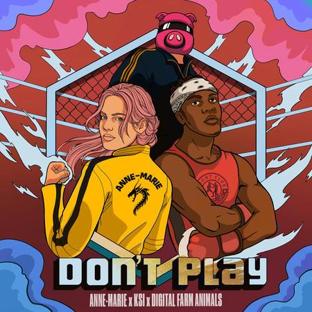 Don't Play (Nathan Dawe Remix) 專輯封面