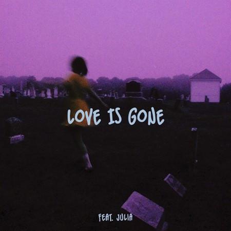 Love Is Gone (feat. Julia) 專輯封面