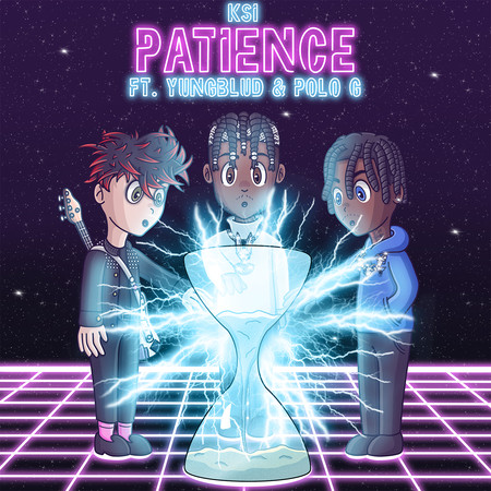 Patience (feat. YUNGBLUD & Polo G) 專輯封面