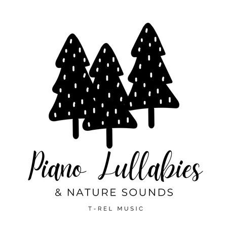 Piano Lullabies & Nature Sounds 專輯封面