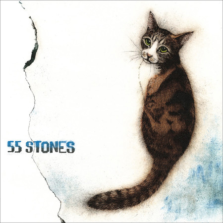 55 STONES 專輯封面