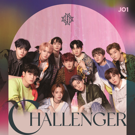 CHALLENGER(Special Edition) 專輯封面