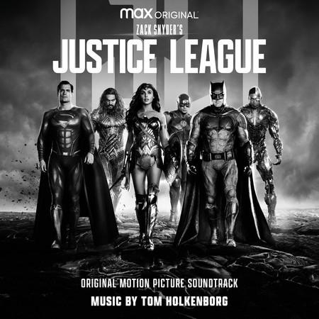Zack Snyder's Justice League (Original Motion Picture Soundtrack) 專輯封面