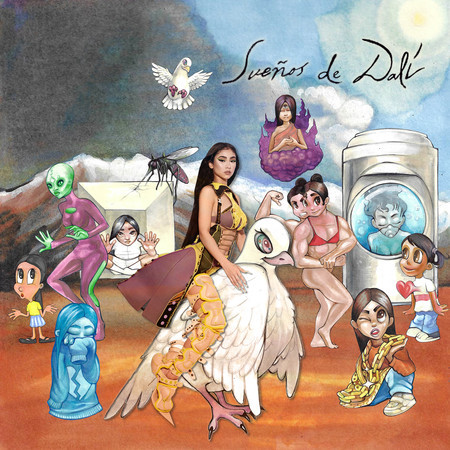 Sueños de Dalí 專輯封面