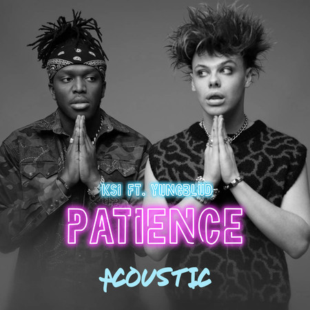 Patience (feat. YUNGBLUD) (Acoustic) 專輯封面