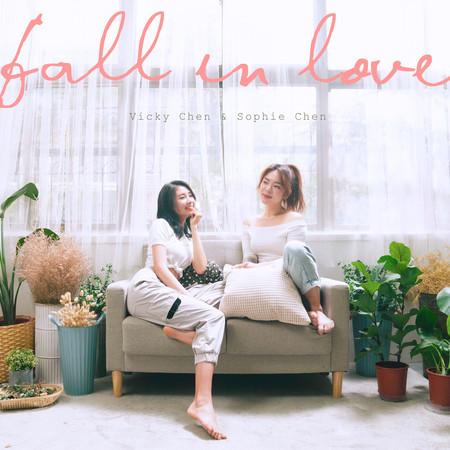Fall in Love 專輯封面