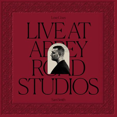 Love Goes: Live at Abbey Road Studios 專輯封面