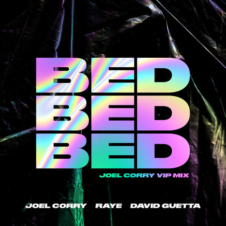 BED (Joel Corry VIP Mix) 專輯封面
