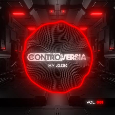 CONTROVERSIA by Alok, vol. 001 專輯封面