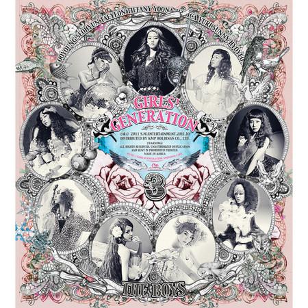The Boys - The 3rd Album 專輯封面