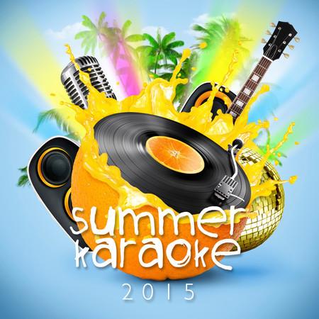 Summer Karaoke 2015 專輯封面