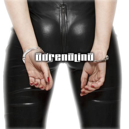 Adrenalina - Single 專輯封面