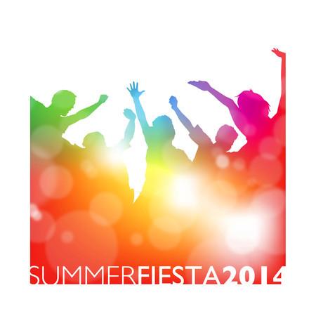 Summer Fiesta 2014 專輯封面