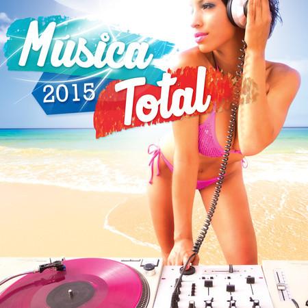 Musica Total 2015 專輯封面