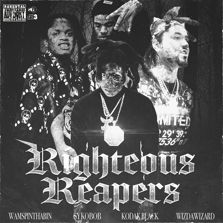 Righteous Reapers (feat. Sykobob, WizDaWizard & Wam SpinThaBin) 專輯封面