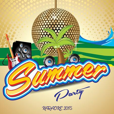 Summer Party Karaoke 2015 專輯封面