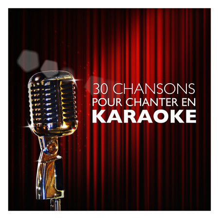 30 chansons pour chanter en karaoke 專輯封面