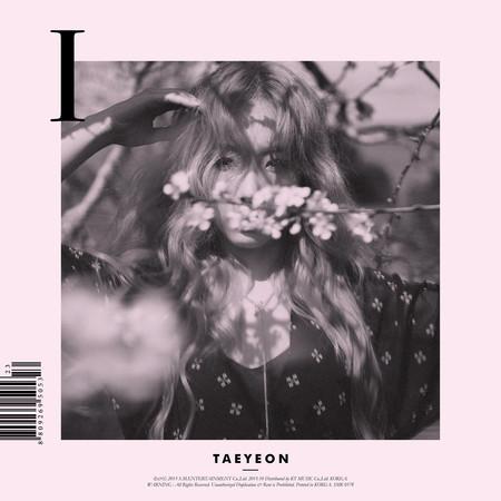 I - The 1st Mini Album 專輯封面