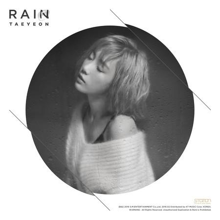 Rain - SM STATION 專輯封面
