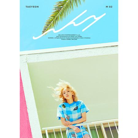 Why - The 2nd Mini Album 專輯封面