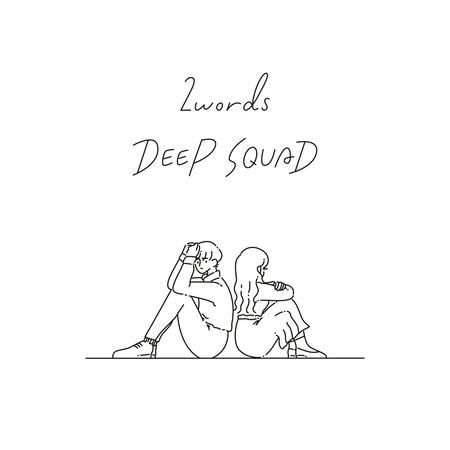 2words 專輯封面