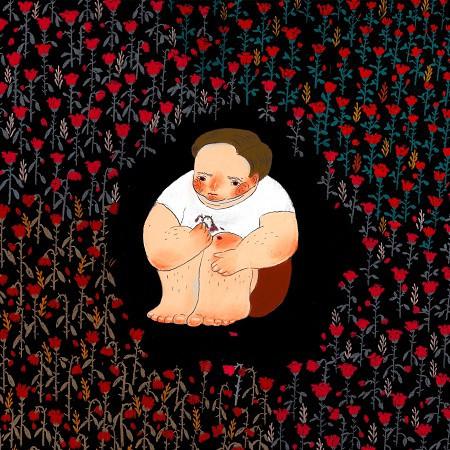 枯萎的玫瑰 專輯封面