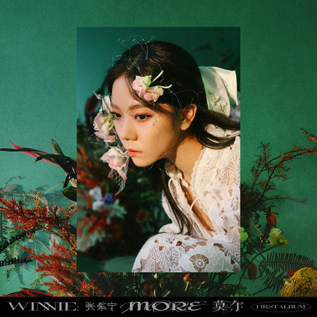 莫爾MORE 專輯封面