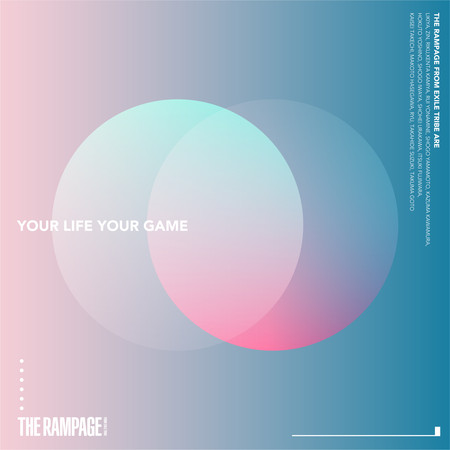 YOUR LIFE YOUR GAME 專輯封面