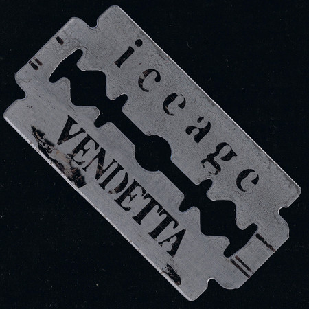 Vendetta 專輯封面