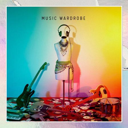 MUSIC WARDROBE 專輯封面