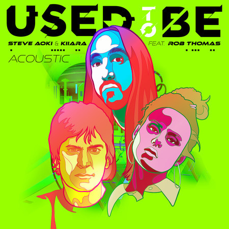 Used To Be (feat. Rob Thomas) (Acoustic) 專輯封面