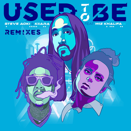 Used To Be (feat. Wiz Khalifa) (Remixes) 專輯封面