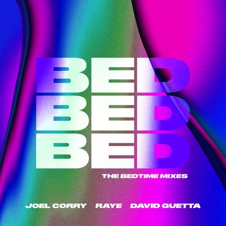 BED (The Bedtime Mixes) 專輯封面