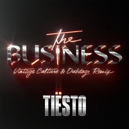 The Business (Vintage Culture & Dubdogz Remix) 專輯封面