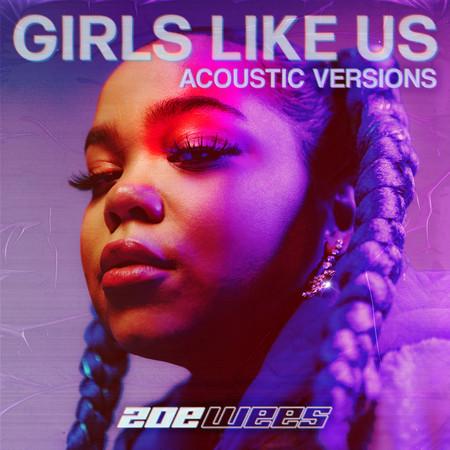 Girls Like Us (Acoustic Versions) 專輯封面
